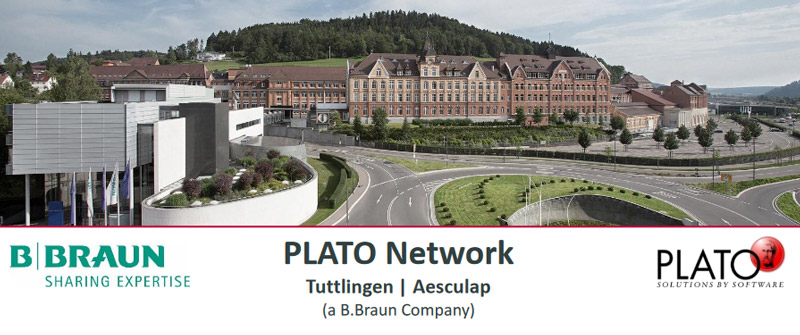 PLATO Network bei Aesculap
