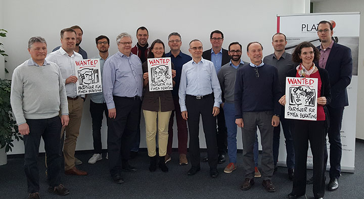 12. PLATO Beratertreffen - PCC Workshop 2019