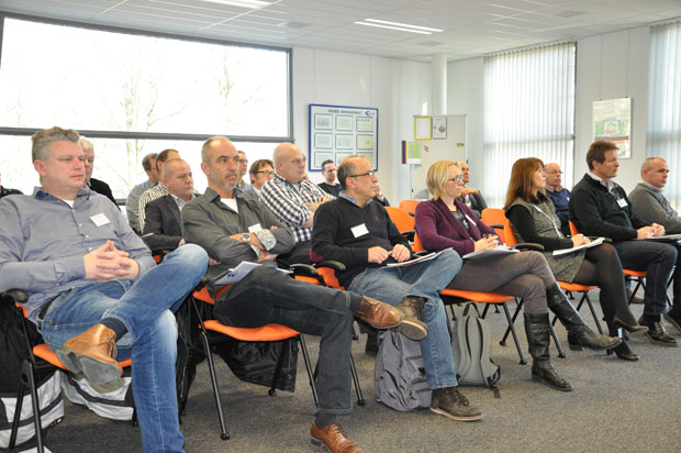 FMEA-Workshop at Symbol BV